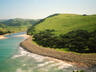 Scenery at Hole in The Wall, Transkei.