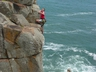 Rock Climbing at Morgan Bay William Lesely ~ 2008
