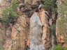 Perfect open book rock climbing in the Langkloof