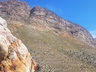 Bouldering on Swartberg Pass 2013.