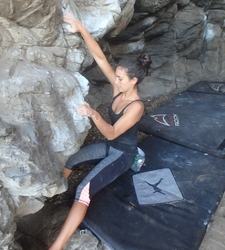 The Dungeon | bouldering in the city Port Elizabeth